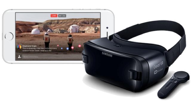 Facebook Live 360: Nhiều tính năng mới, độ phân giải 4K và hỗ trợ VR - Ảnh 1.