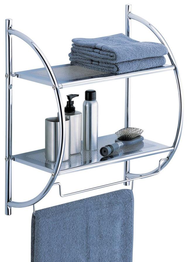 Những vật dụng giúp tiết kiệm không gian trong phòng tắm nhỏ - Ảnh 4.