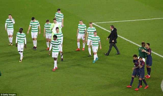 ẢNH: Cận cảnh cơn ác mộng của Celtic trước gã nhà giàu PSG - Ảnh 18.