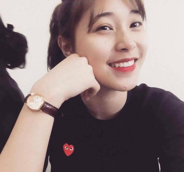 Vẻ đẹp gây sốt của chân dài 15 tuổi ở Giải bóng chuyền nữ Quốc tế VTV Cup Tôn Hoa Sen 2017 - Ảnh 4.