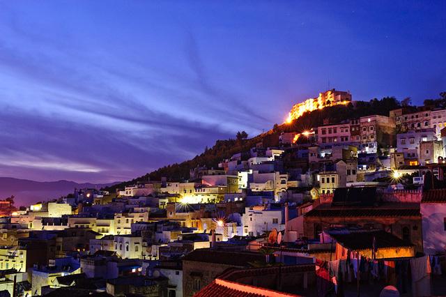 Vẻ đẹp huyền ảo của Morocco qua từng khung hình - Ảnh 3.