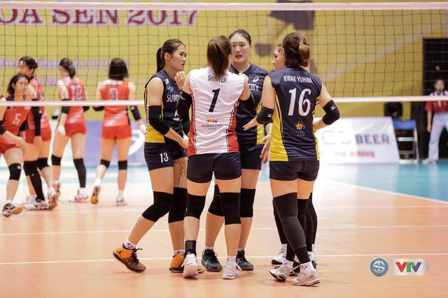 VTV Cup Tôn Hoa Sen 2017: Thắng thuyết phục Suwon (Hàn Quốc), Sinh viên Nhật Bản vào chung kết - Ảnh 1.