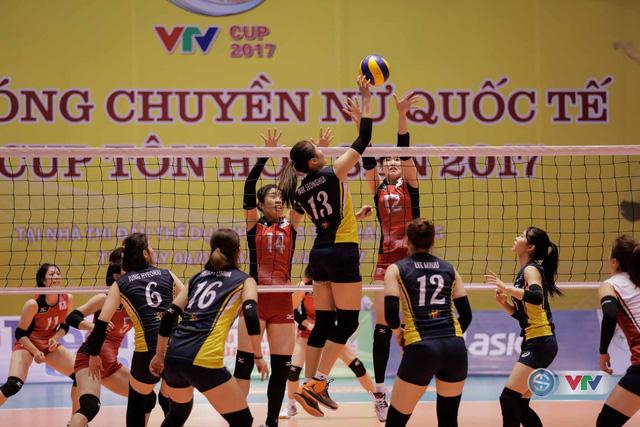VTV Cup Tôn Hoa Sen 2017: Thắng thuyết phục Suwon (Hàn Quốc), Sinh viên Nhật Bản vào chung kết - Ảnh 2.