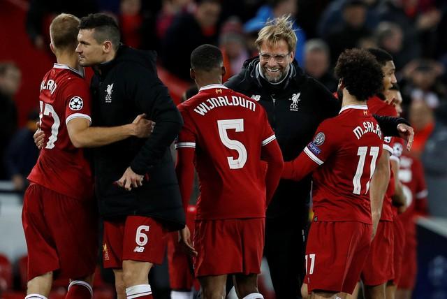 Kết quả bóng đá Champions League rạng sáng 7/12: Liverpool, Sevilla, Shakhtar Donetsk và Porto đi tiếp - Ảnh 1.