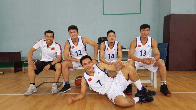 SEA Games 29 - Bóng rổ Việt Nam lần đầu tiên kỳ vọng khởi sắc - Ảnh 1.