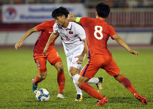 Bài học từ trận thua của U23 Việt Nam trước U23 Hàn Quốc - Ảnh 1.