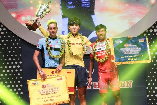 ẢNH: Những khoảnh khắc ấn tượng trong Gala giải xe đạp quốc tế VTV Cúp Tôn Hoa Sen 2017 - Ảnh 13.