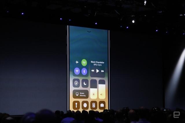 Bản nâng cấp iOS 11 có gì đặc sắc? - Ảnh 4.