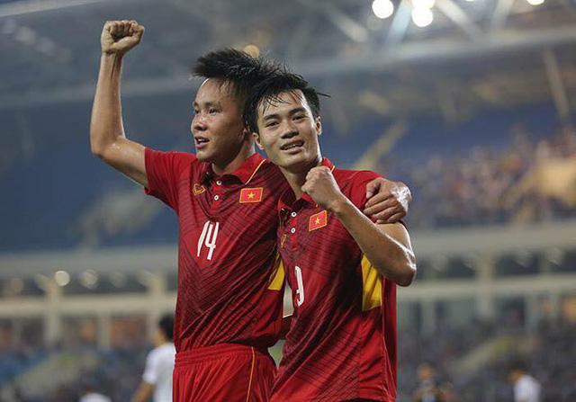 ẢNH: Những khoảnh khắc trong trận giao hữu U22 Việt Nam – Tuyển các Ngôi sao K-League - Ảnh 17.