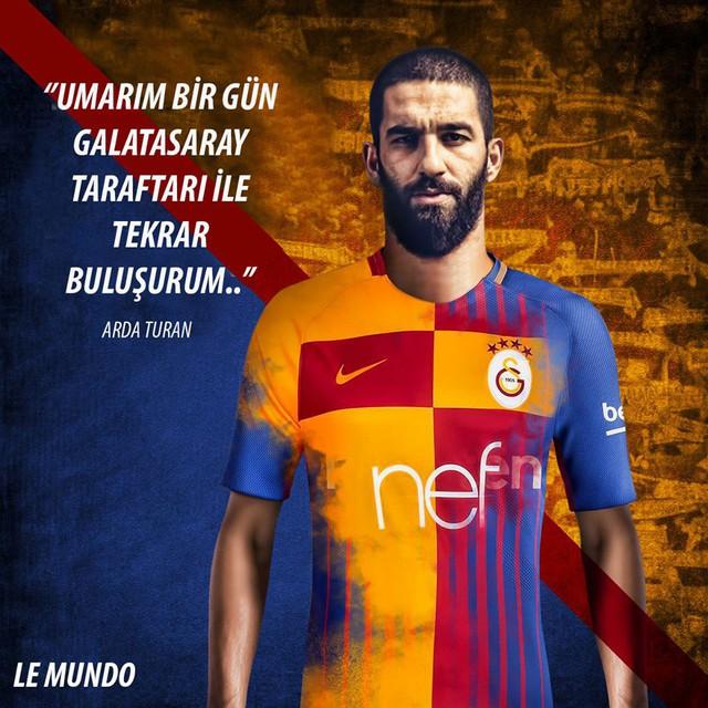 Galatasaray đứng ra giải cứu cựu đội trưởng Arda Turan - Ảnh 1.