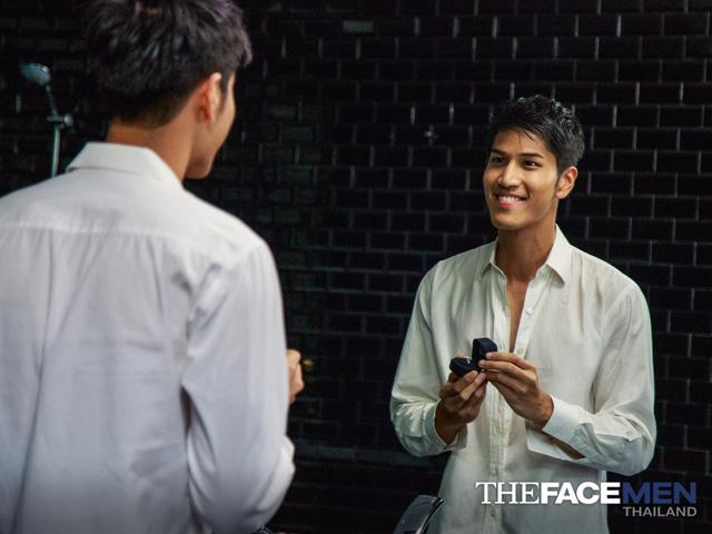 Thí sinh The Face Men đua nhau soi gương, tập trao nhẫn cầu hôn - Ảnh 2.