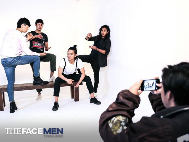 Trai đẹp ở The Face Men thất vọng, khóc nức nở vì bị loại - Ảnh 5.