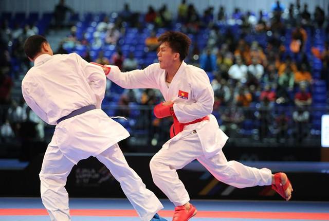 Điểm lại 12 tấm HCV của Đoàn Thể thao Việt Nam tại SEA Games 29 ngày 23/8 - Ảnh 13.