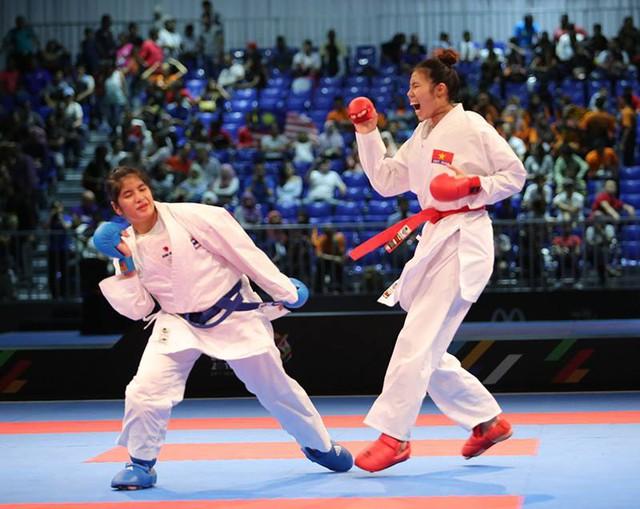 Điểm lại 12 tấm HCV của Đoàn Thể thao Việt Nam tại SEA Games 29 ngày 23/8 - Ảnh 12.