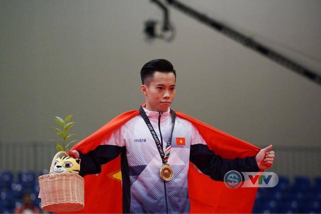Điểm lại 12 tấm HCV của Đoàn Thể thao Việt Nam tại SEA Games 29 ngày 23/8 - Ảnh 1.