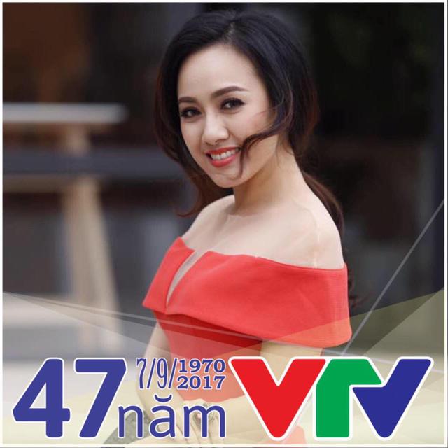 Dàn BTV nổi tiếng nô nức đổi ảnh đại diện mừng sinh nhật VTV tuổi 47 - Ảnh 1.