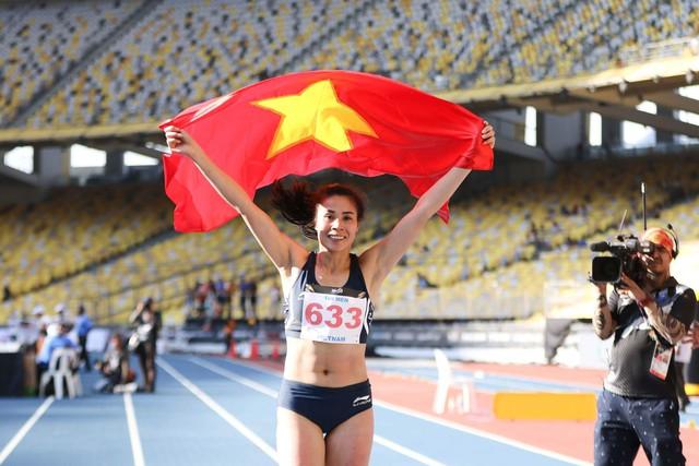 Điểm lại 12 tấm HCV của Đoàn Thể thao Việt Nam tại SEA Games 29 ngày 23/8 - Ảnh 10.