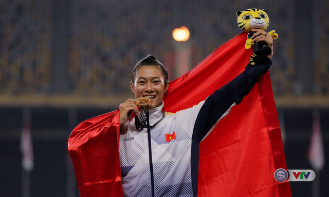 Điểm lại 12 tấm HCV của Đoàn Thể thao Việt Nam tại SEA Games 29 ngày 23/8 - Ảnh 19.