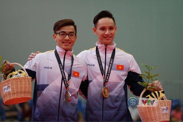 Điểm lại 12 tấm HCV của Đoàn Thể thao Việt Nam tại SEA Games 29 ngày 23/8 - Ảnh 4.