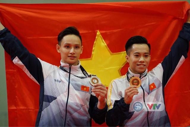 Điểm lại 12 tấm HCV của Đoàn Thể thao Việt Nam tại SEA Games 29 ngày 23/8 - Ảnh 3.
