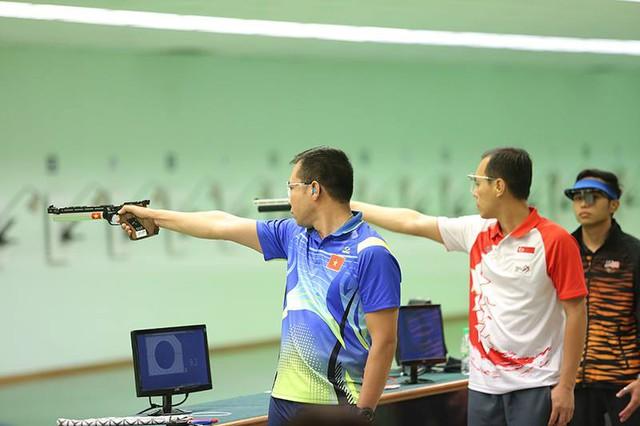 Những thất bại đáng tiếc của thể thao Việt Nam tại SEA Games 29 - Ảnh 5.