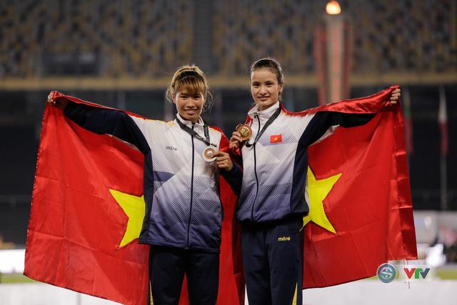 Điểm lại 12 tấm HCV của Đoàn Thể thao Việt Nam tại SEA Games 29 ngày 23/8 - Ảnh 15.