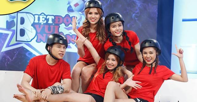 Mặt trời bé con lên sóng, Vietnams Next Top Model đến với đêm chung kết - Ảnh 7.