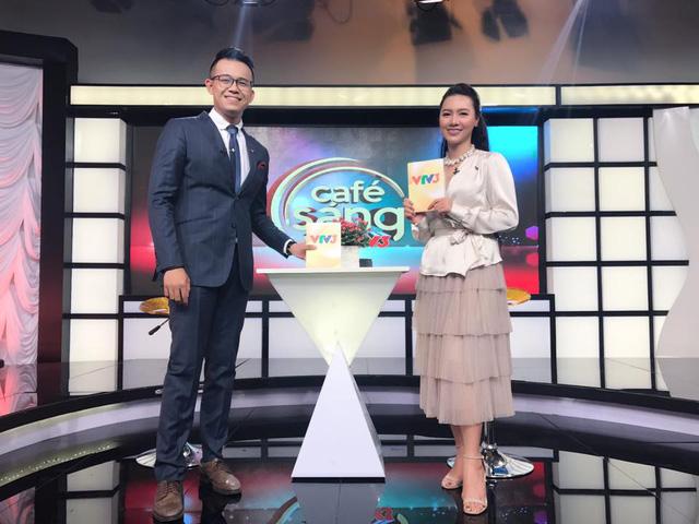 Café sáng với VTV3 thông báo tuyển MC thế hệ mới - Ảnh 1.