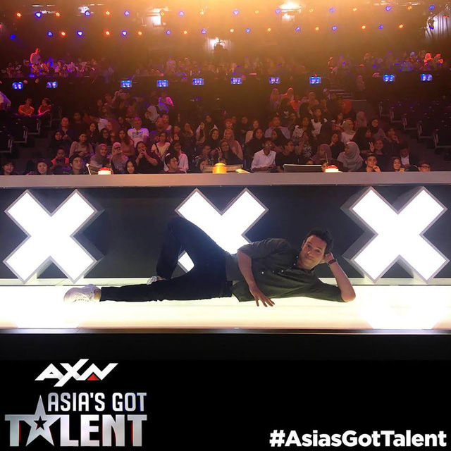 Bộ ba giám khảo Asias Got Talent 2017 gần gũi và hài hước ở hậu trường - Ảnh 9.