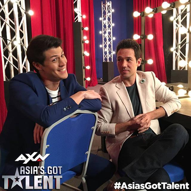 Bộ ba giám khảo Asias Got Talent 2017 gần gũi và hài hước ở hậu trường - Ảnh 10.
