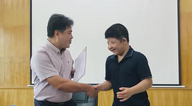 Con trai diễn viên Quốc Tuấn nhận học bổng của Nhạc viện: Đoạn kết có hậu của Điều ước thứ 7 - Ảnh 1.