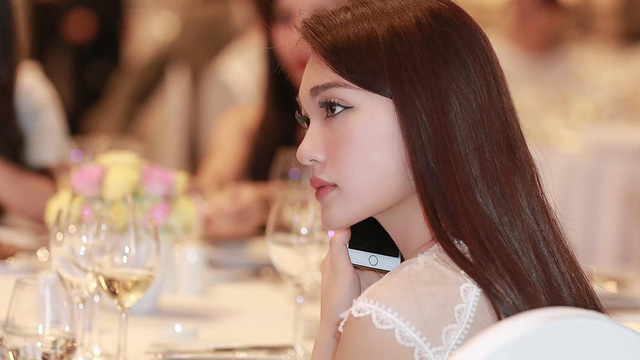 Ngắm nhan sắc người đẹp Hoa hậu Hoàn vũ Việt Nam 2017 bị mắng vì không trung thực - Ảnh 5.