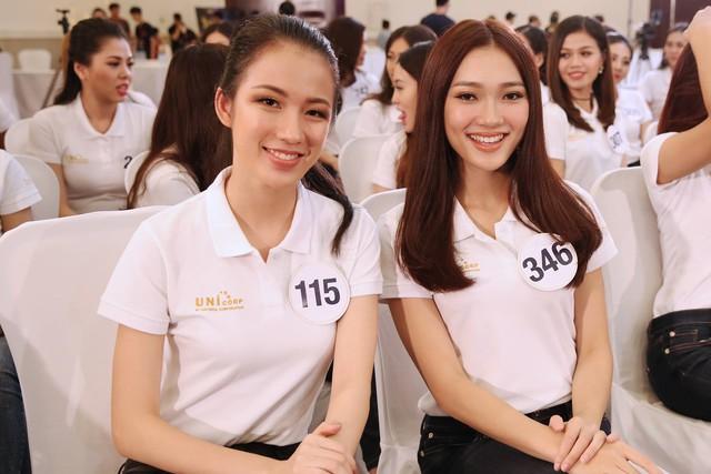 Ngắm nhan sắc người đẹp Hoa hậu Hoàn vũ Việt Nam 2017 bị mắng vì không trung thực - Ảnh 9.