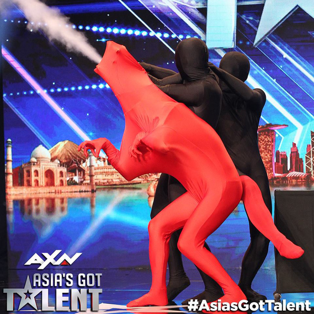 Choáng ngợp trước loạt trang phục bá đạo của thí sinh Asia's Got Talent 2017 - ảnh 10