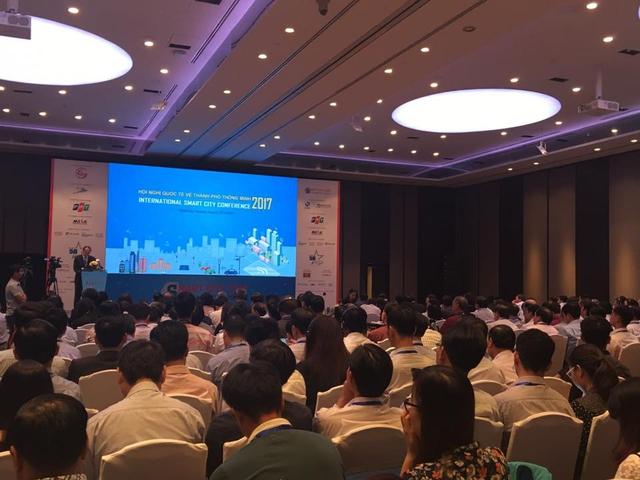 Bí thư Nguyễn Thiện Nhân: Trở thành thành phố thông minh là nhiệm vụ quan trọng của TP.HCM - Ảnh 1.