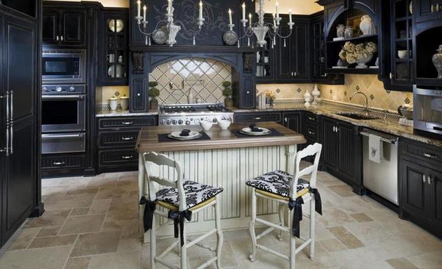 Những căn bếp bất cứ bà nội trợ nào cũng phải mê đắm - Ảnh 2.