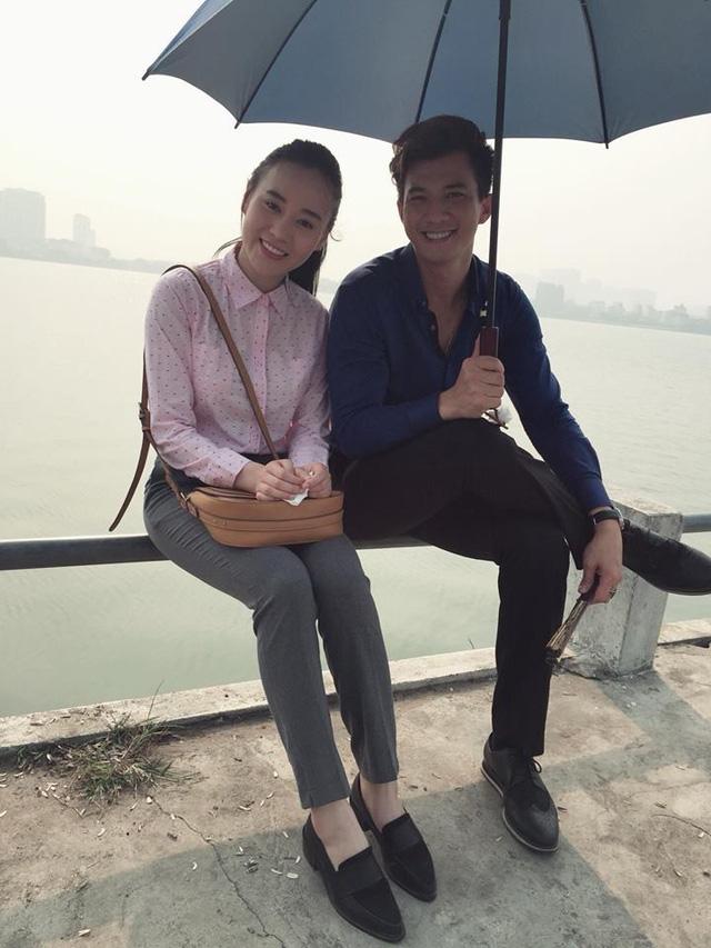 Phương Oanh tiết lộ sự thật về hai soái ca Hà Việt Dũng và Mạnh Trường - Ảnh 1.