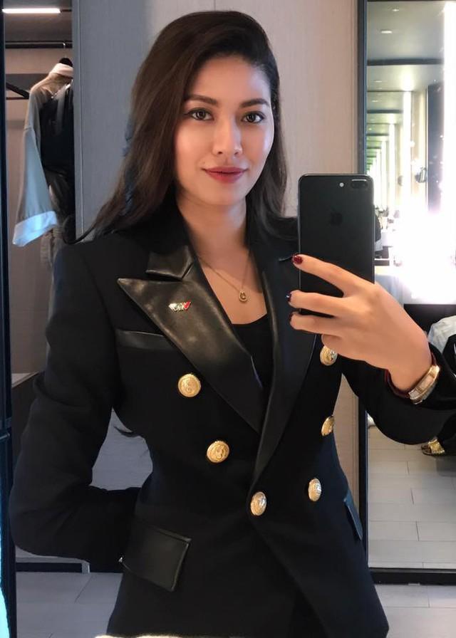 BTV Ngọc Trinh chia sẻ bí kíp diện vest cá tính và quyến rũ - Ảnh 3.