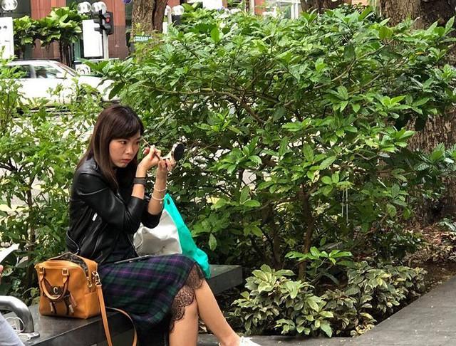 La liệt người ăn trực nằm chờ đón đợi iPhone X - Ảnh 6.