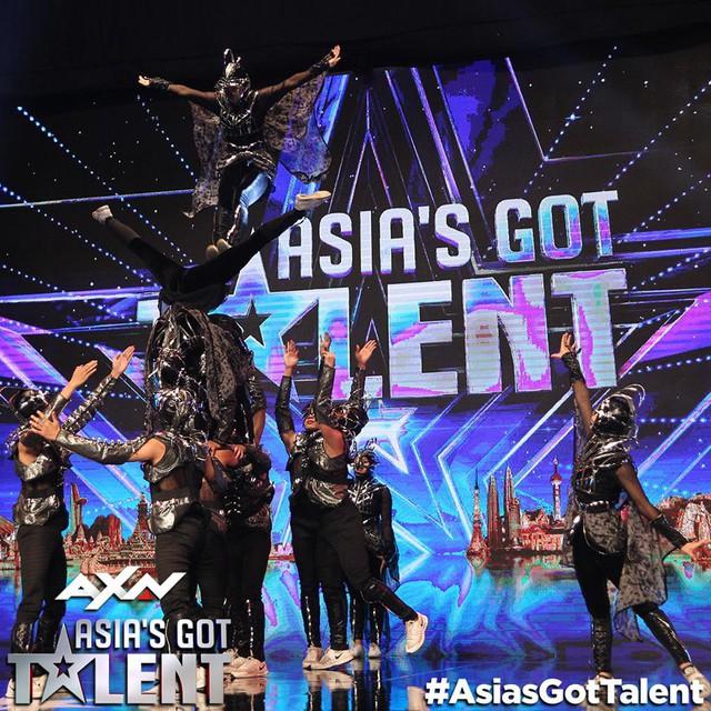 Choáng ngợp trước loạt trang phục bá đạo của thí sinh Asia's Got Talent 2017 - ảnh 4
