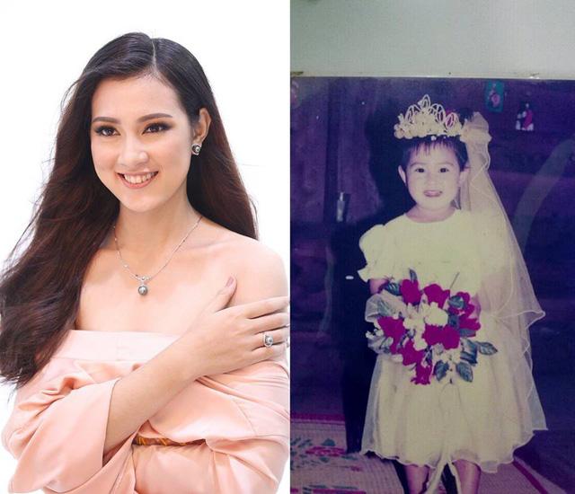 Loạt ảnh dậy thì thành công của người đẹp Hoa hậu Hoàn vũ Việt Nam 2017 - Ảnh 5.