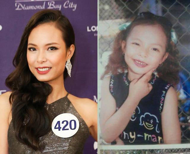 Loạt ảnh dậy thì thành công của người đẹp Hoa hậu Hoàn vũ Việt Nam 2017 - Ảnh 8.