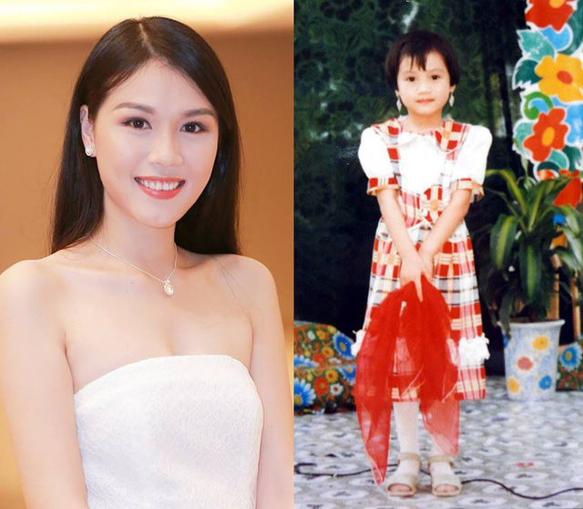 Loạt ảnh dậy thì thành công của người đẹp Hoa hậu Hoàn vũ Việt Nam 2017 - Ảnh 4.