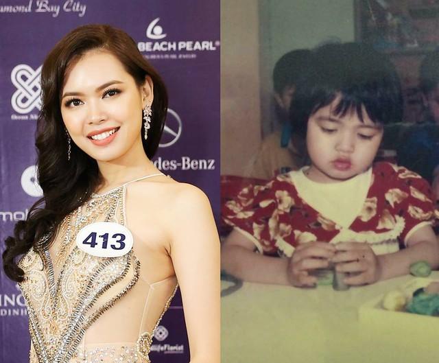 Loạt ảnh dậy thì thành công của người đẹp Hoa hậu Hoàn vũ Việt Nam 2017 - Ảnh 3.