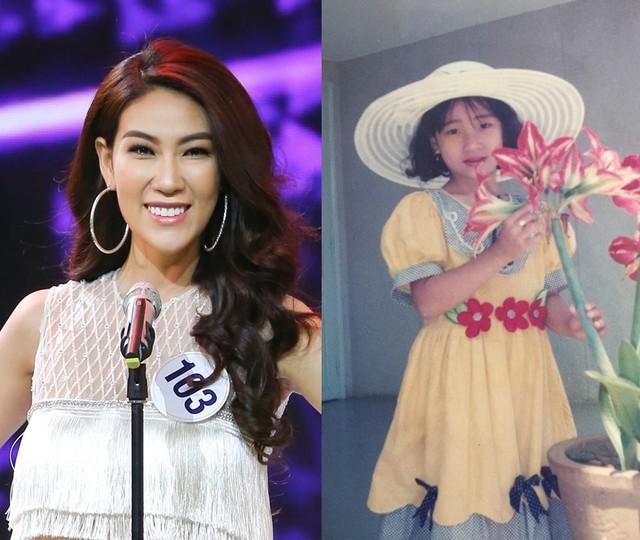 Loạt ảnh dậy thì thành công của người đẹp Hoa hậu Hoàn vũ Việt Nam 2017 - Ảnh 12.