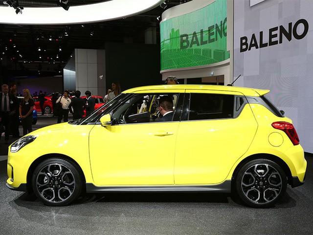 Những mẫu xe ấn tượng tại triển lãm ô tô Frankfurt 2017 (P2) - Ảnh 12.