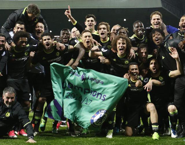 HLV Conte tiết lộ bí kíp giúp Chelsea vô địch Ngoại hạng Anh - Ảnh 2.