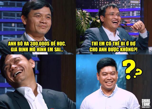 Shark Tank Việt Nam: Những màn đối đáp khó đỡ giữa Shark và Start-up - Ảnh 2.