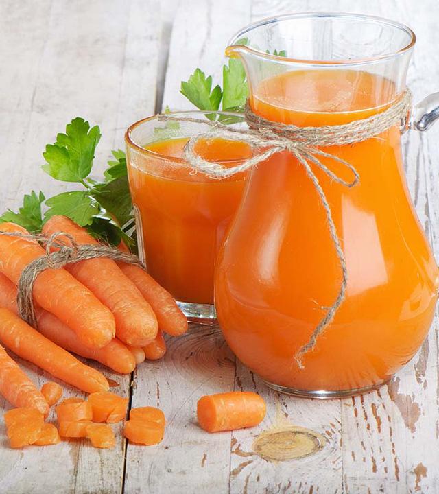 Không chỉ bổ mắt, nước ép cà rốt còn mang đến nhiều lợi ích cho cơ thể - Ảnh 2.