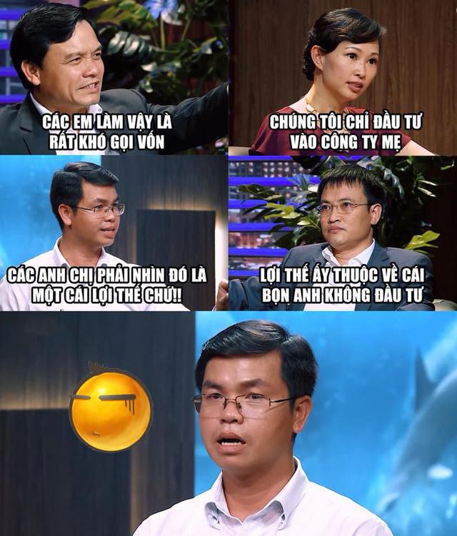Shark Tank Việt Nam: Những màn đối đáp khó đỡ giữa Shark và Start-up - Ảnh 6.